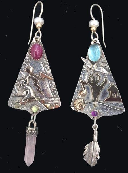 Earings Spirit Jeweler
